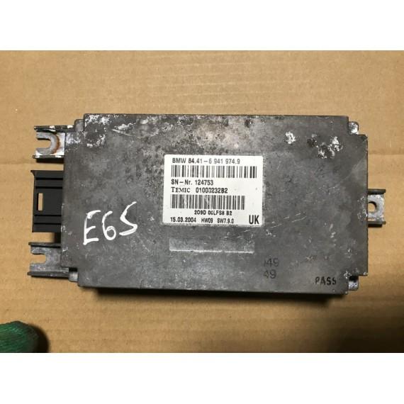 84106941974 ЭБУ Ввода голосовых сообщений BMW E65 E66 купить в Интернет-магазине