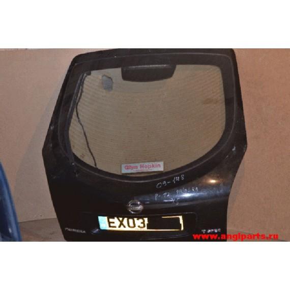 Купить Дверь багажника Nissan Primera P12 хэтчбек в Интернет-магазине