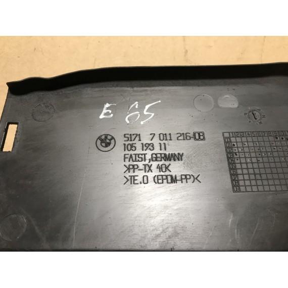 51717011216 Воздуховод радиатора BMW E65 купить в Интернет-магазине