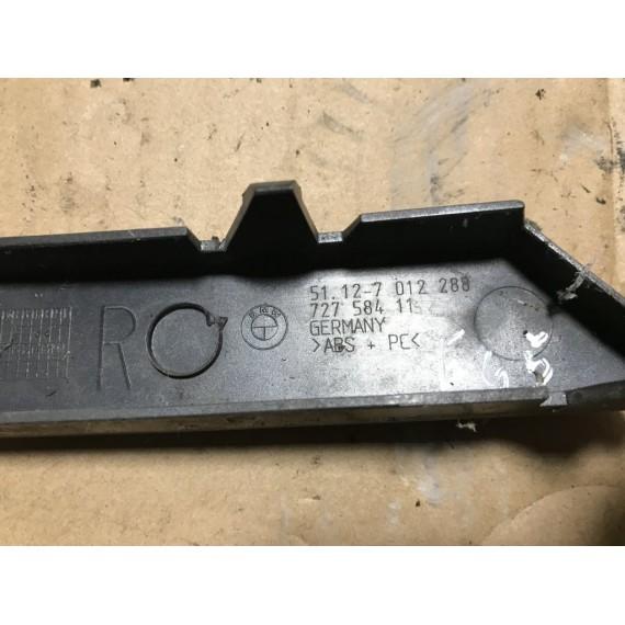 51127012288 Молдинг бампера BMW E65 купить в Интернет-магазине