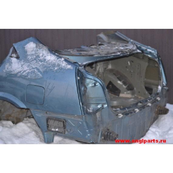 Купить Задняя часть кузова Nissan Primera P12 седан в Интернет-магазине