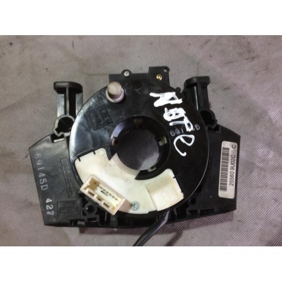 255609U02C Механизм подрулевой, шлейф SRS Nissan Note E11 купить в Интернет-магазине