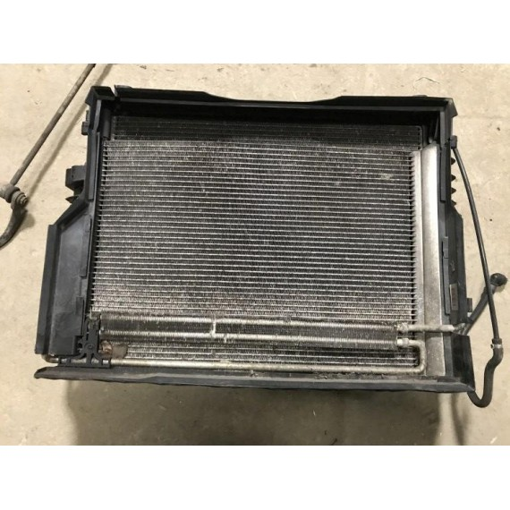 17117507972 Радиатор ОЖ BMW E65 купить в Интернет-магазине