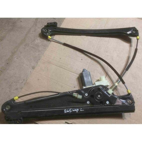 51337138861 Стеклоподъемник электрический передний левый BMW E65 купить в Интернет-магазине