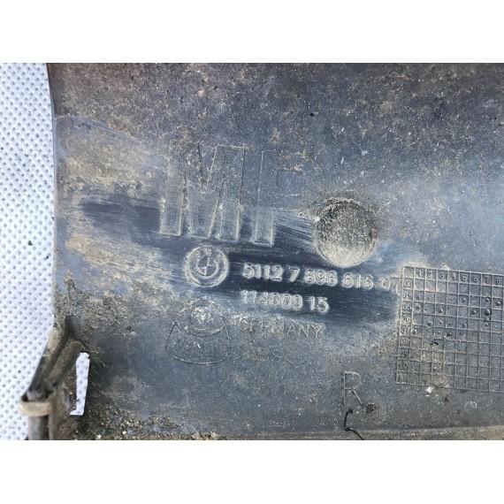 51127896616 Направляющая заднего бампера BMW E60 купить в Интернет-магазине