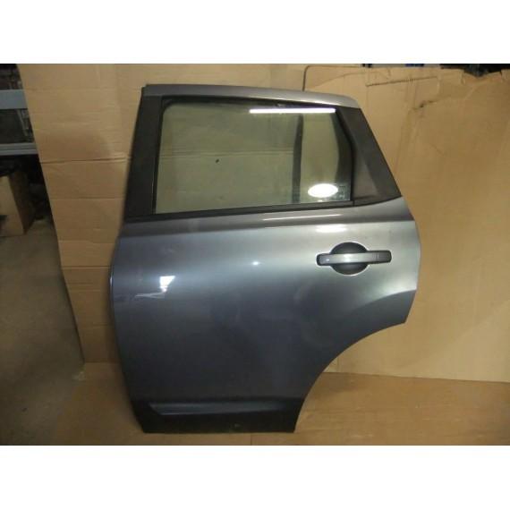 H2101JD0M0 Дверь задняя левая Nissan Qashqai J10 купить в Интернет-магазине