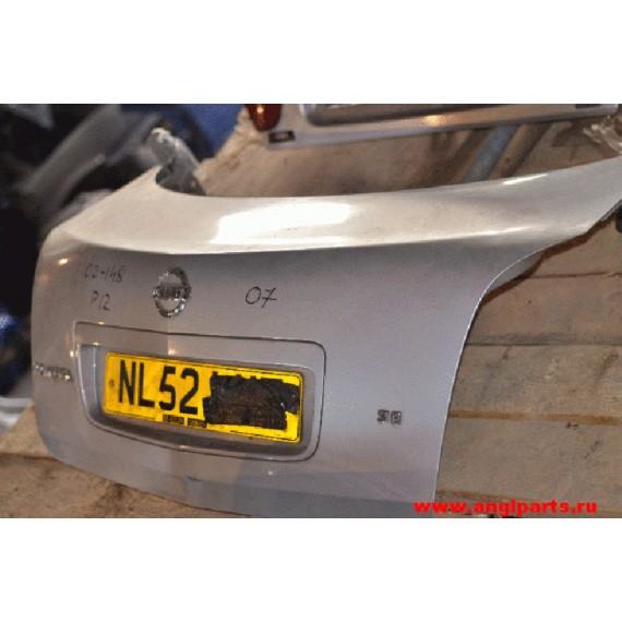Купить Крышка багажника Nissan Primera Р12 седан в Интернет-магазине