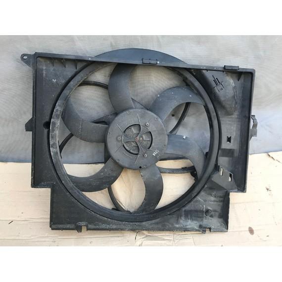 17427801993 Вентилятор радиатора в сборе BMW 1 E87 3 E90 X1 E84 купить в Интернет-магазине