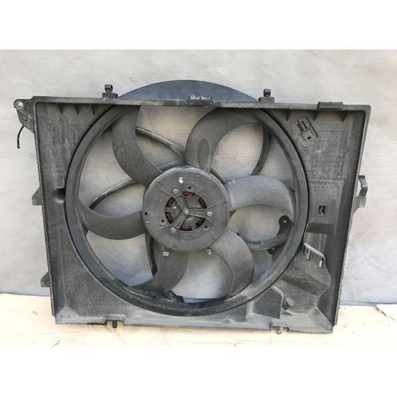 17117590699 Вентилятор радиатора в сборе BMW E87 E90 E84 купить в Интернет-магазине