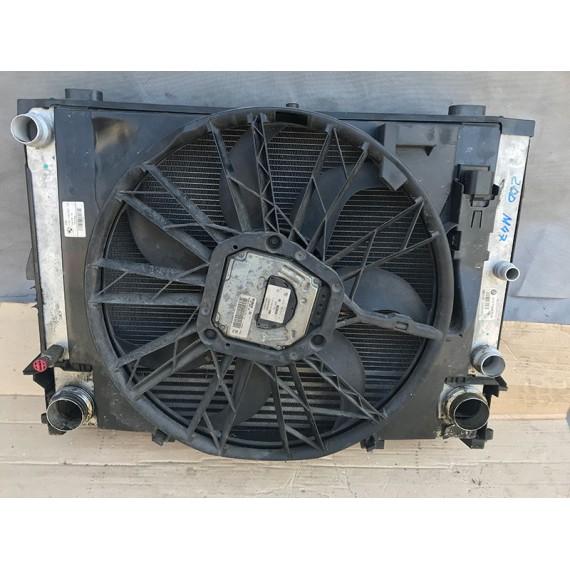 Кассета радиаторов в сборе BMW E60 M47 M57 купить в Интернет-магазине