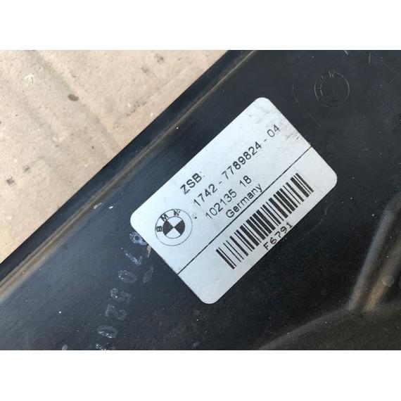 17427789824 Вентилятор радиатора в сборе BMW E60 E61 E63 E64 купить в Интернет-магазине