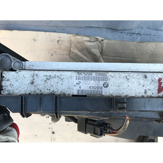 Кассета радиаторов в сборе BMW E81 E87 E90 E84 купить в Интернет-магазине