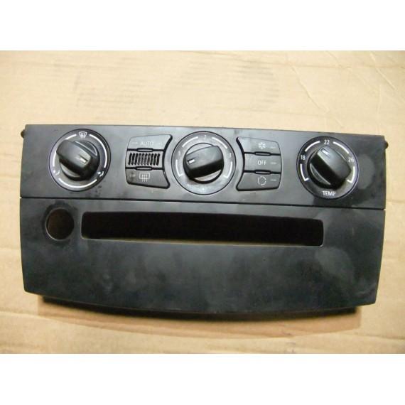 64116978430 Блок управления климатом BMW купить в Интернет-магазине
