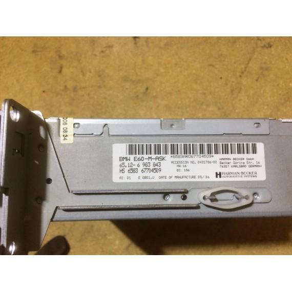 65126983843 Магнитола MASK BMW E60 купить в Интернет-магазине