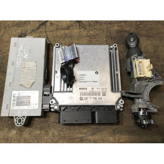 7798422 ЭБУ DME Блок управления двигателем BMW купить в Интернет-магазине