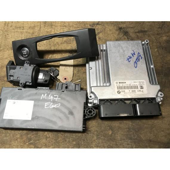 7808125 ЭБУ DME Блок управления двигателем BMW купить в Интернет-магазине