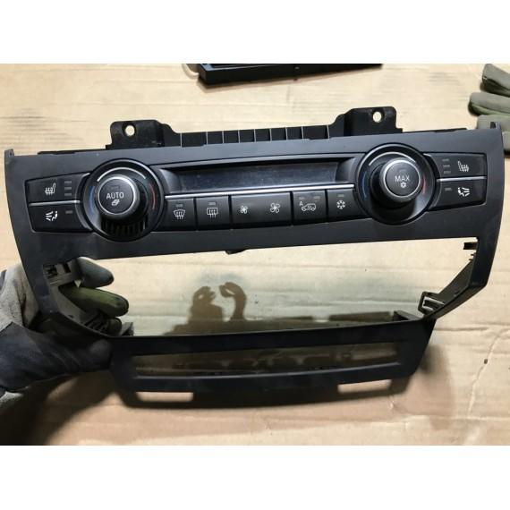 64119157555 Панель управления климатом BMW X5 X6 купить в Интернет-магазине