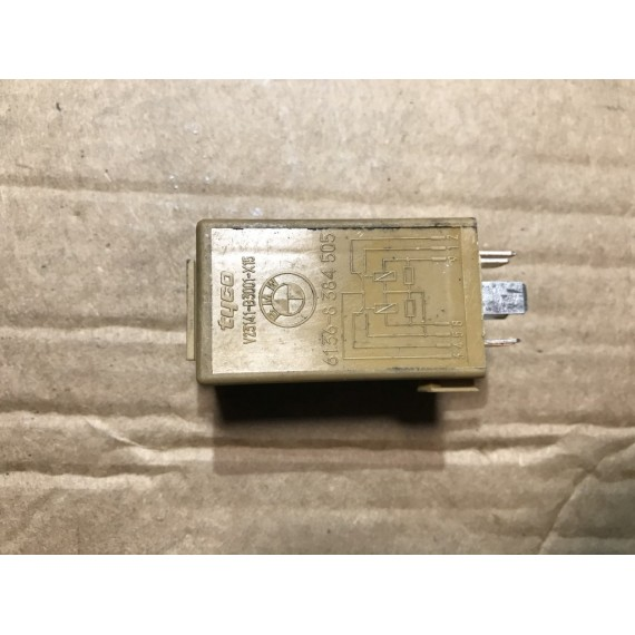 61368384505 Реле дворников BMW E60 E53 купить в Интернет-магазине