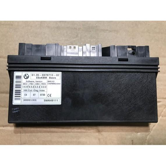 61356978713 Кузовной модуль BMW E60 купить в Интернет-магазине