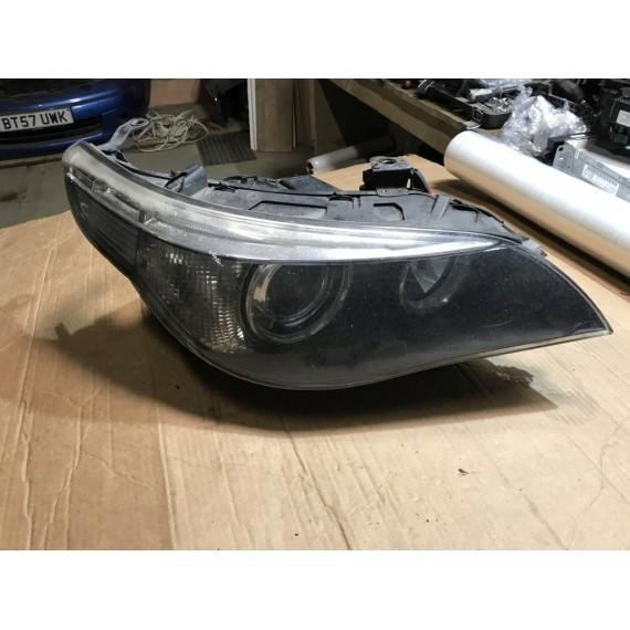 63127160150 Фара правая биксенон адаптив BMW E60 купить в Интернет-магазине