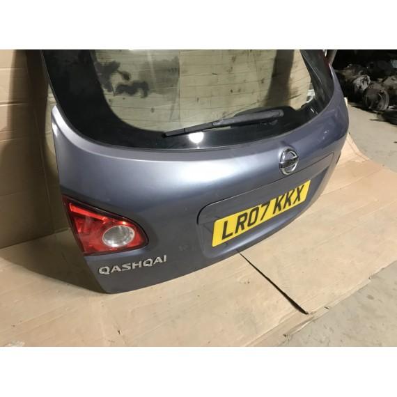 K0100JD0M0 Дверь багажника Nissan Qashqai J10 купить в Интернет-магазине