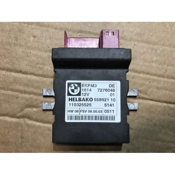 16147276046 Блок управления топливным насосом BMW купить в Интернет-магазине
