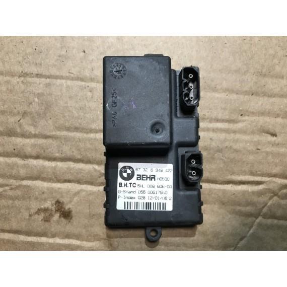 67326948422 Регулятор печки (резистор) BMW купить в Интернет-магазине