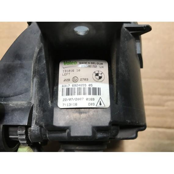 63176924655 Фара противотуманная левая BMW X1 X5 купить в Интернет-магазине