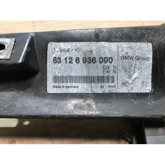 63126936090 Кронштейн фары правый BMW E60 E61 купить в Интернет-магазине