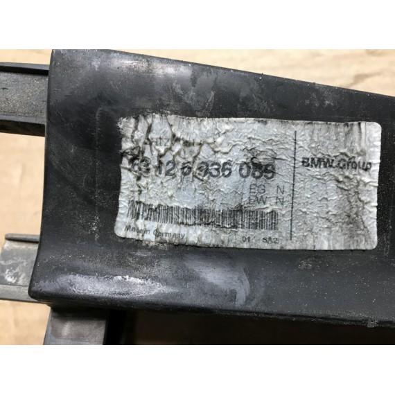 63126936089  Кронштейн фары левый BMW E60 E61 купить в Интернет-магазине