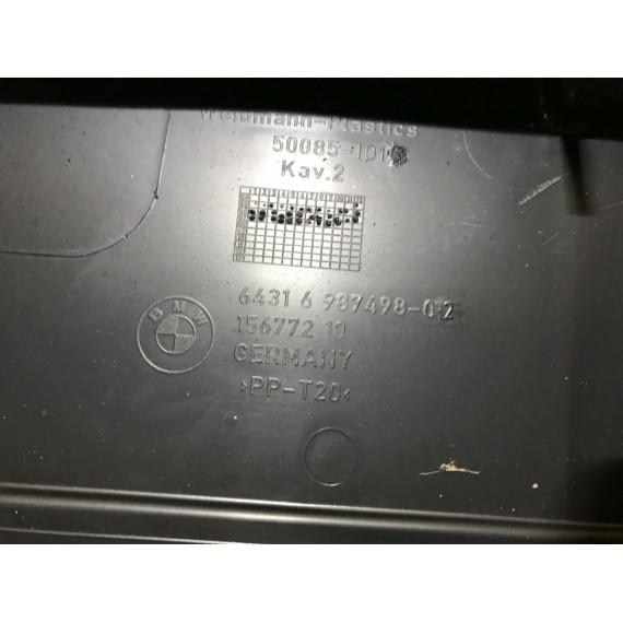 64316987498 Корпус салонного фильтра BMW Е90 91 купить в Интернет-магазине