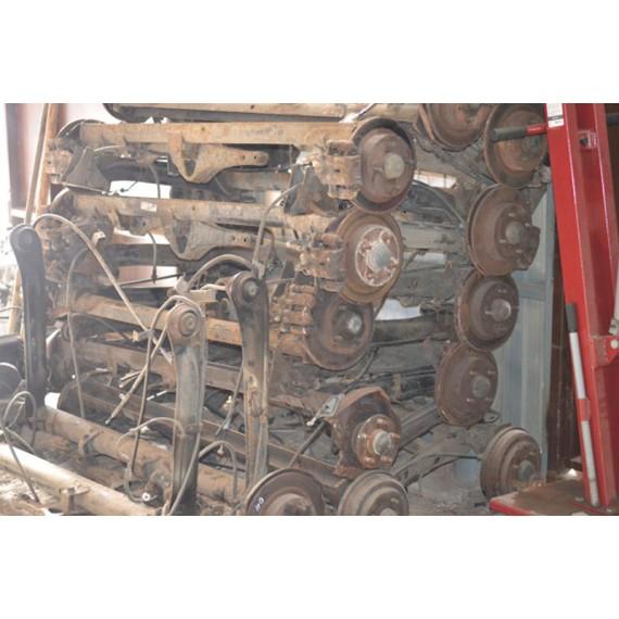 Купить Задняя балка Nissan Primera P12 в Интернет-магазине