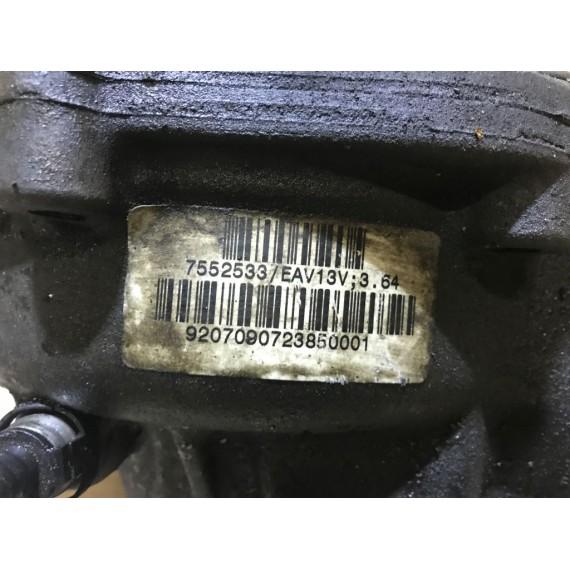 7552533 Редуктор передний 3.64 BMW X5 E70 купить в Интернет-магазине