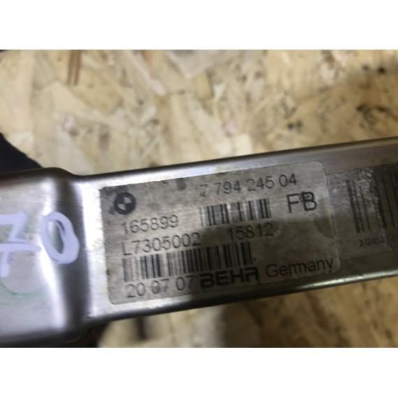 11717794245 Радиатор системы EGR BMW X5 X6 E60 E90 E65 купить в Интернет-магазине