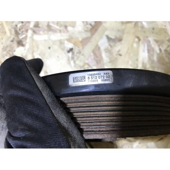 11238512072 Демпфер крутильных колебаний (шкив) BMW N47 купить в Интернет-магазине