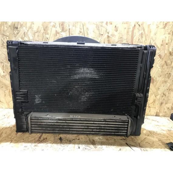 Кассета радиаторов в сборе BMW E90 N47D20 купить в Интернет-магазине