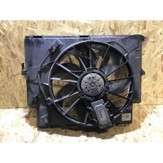 17427801993 Вентилятор радиатора с кожухом BMW E87 E90 E84 купить в Интернет-магазине