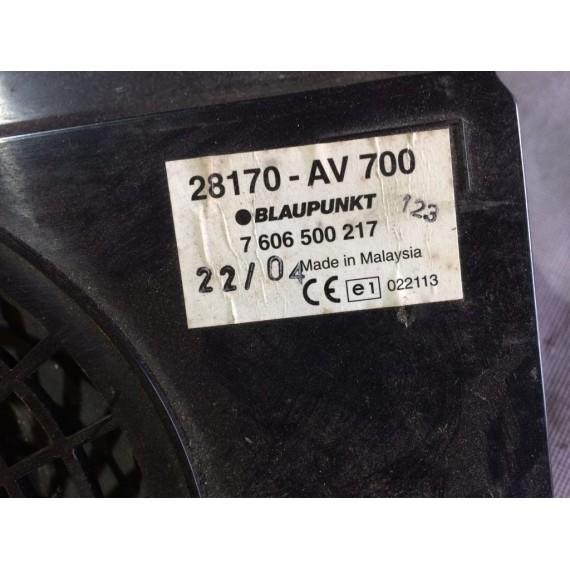 28170AV700 Сабвуфер Nissan Primera P12 купить в Интернет-магазине