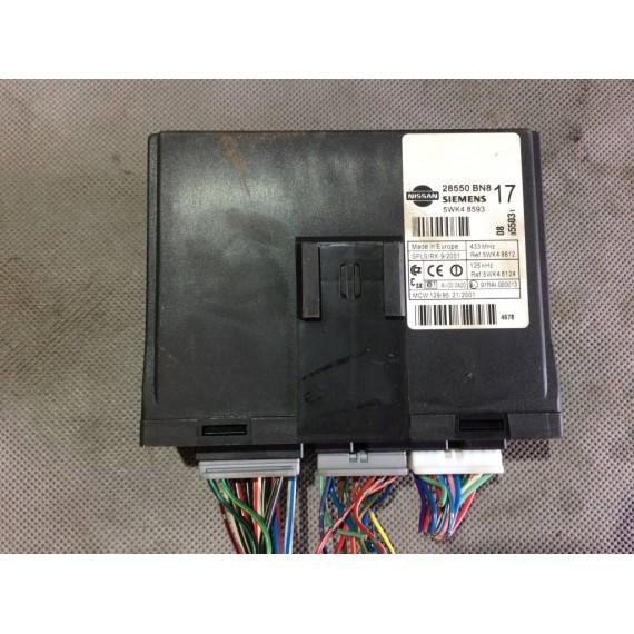 28550BN8 Блок Комфорта Nissan Almera N16 купить в Интернет-магазине