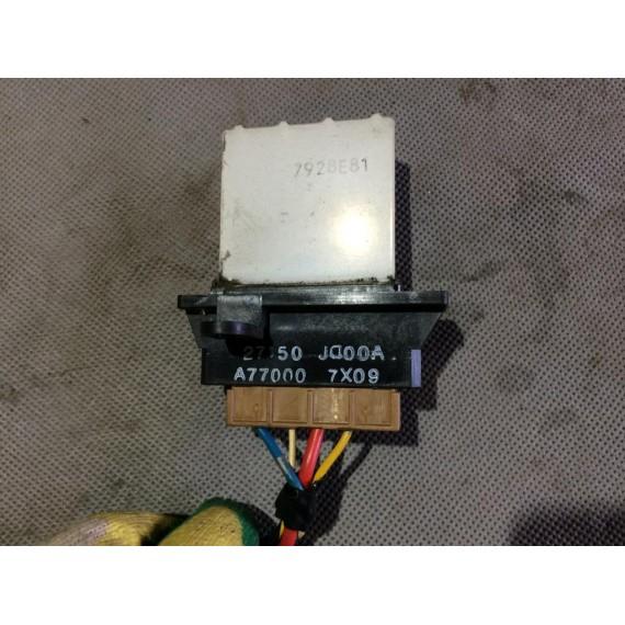 27150JD00A Резистор отопителя Nissan Qashqai J10 купить в Интернет-магазине