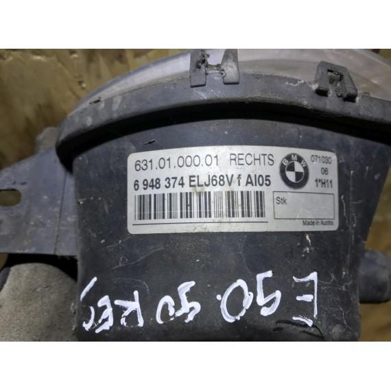 63176948374 Фара противотуманная правая BMW E90 купить в Интернет-магазине