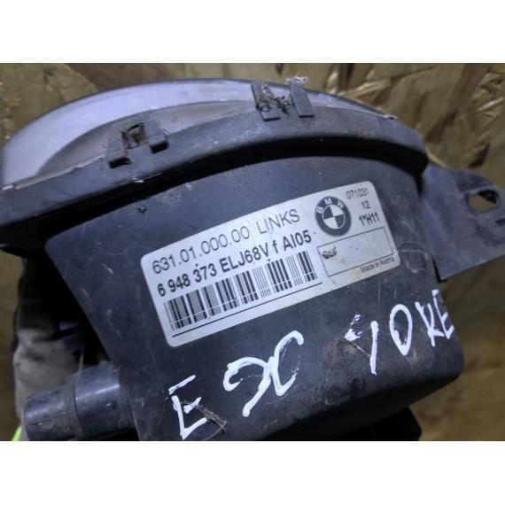 63176948373 Фара противотуманная левая BMW E90 E91 купить в Интернет-магазине