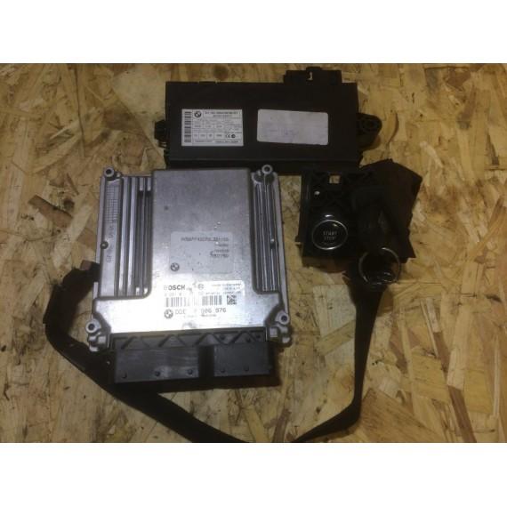 7806976 Блок DDE (комплект) ЭБУ BMW E90 E60 X5 X6 купить в Интернет-магазине