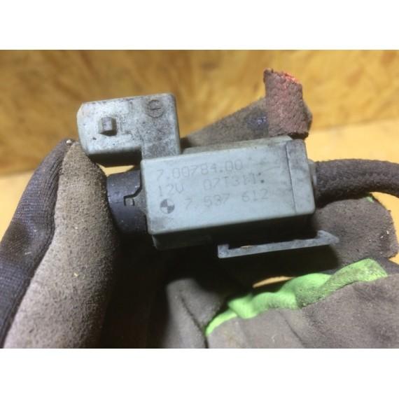 7537612 Клапан электромагнитный BMW купить в Интернет-магазине