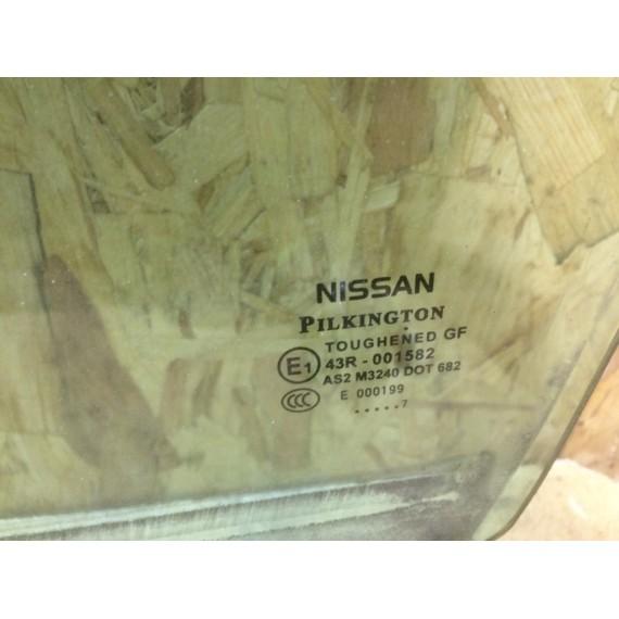80301JD000 Стекло двери пер. L Nissan Qashqai J10 купить в Интернет-магазине