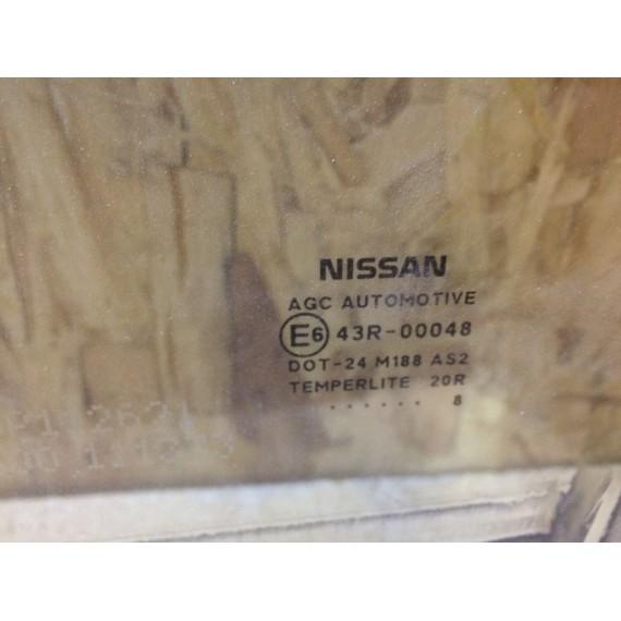 82301JD000 Стекло двери задней Nissan Qashqai J10 купить в Интернет-магазине
