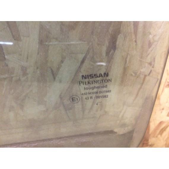 823019M700 Стекло двери зад L Nissan Almera N16 купить в Интернет-магазине