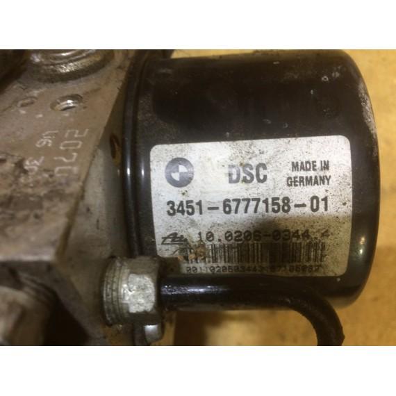 34516777158 Блок ABS BMW E90 E87 купить в Интернет-магазине