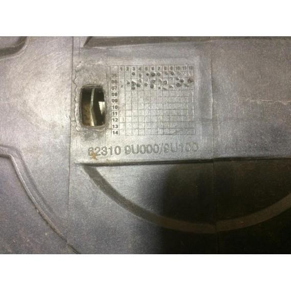 623109U000 Решетка радиатора Nissan Note E11 купить в Интернет-магазине