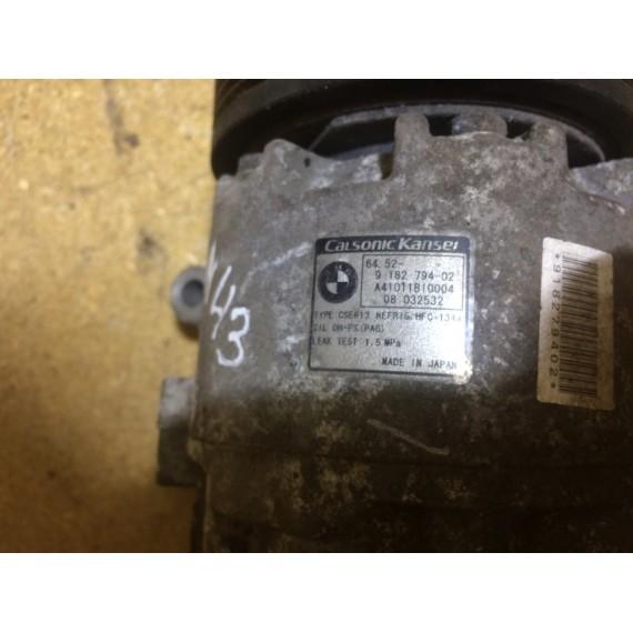 64529182794 Компрессор кондиционера BMW E90 купить в Интернет-магазине